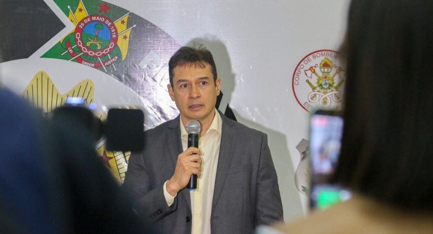 Órgãos e instituições montam programa de prevenção e combate à  criminalidade no AC - Notícias - Plantão Diário