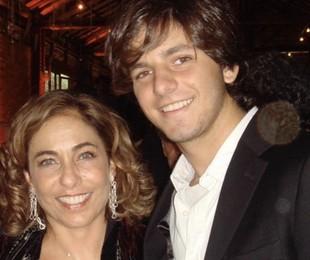 Cissa Guimarães e o filho, Rafael | Reprodução