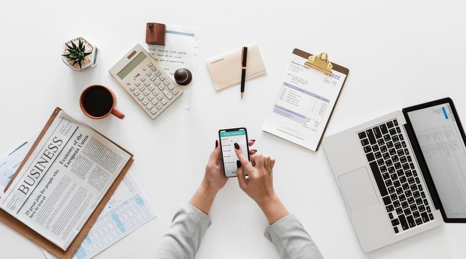 finanças, administração, contas, gestão (Foto: Reprodução/Pexel)