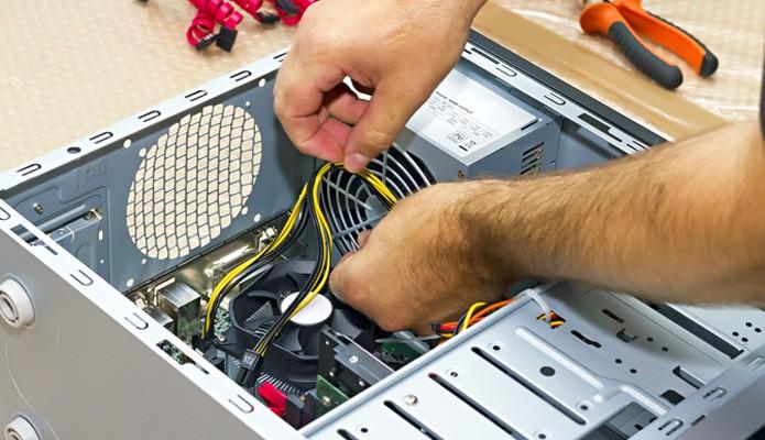 Ao montar seu PC não esqueça de reservar espaço para que o ar circule e a máquina não superaqueça (Foto: Pond5)