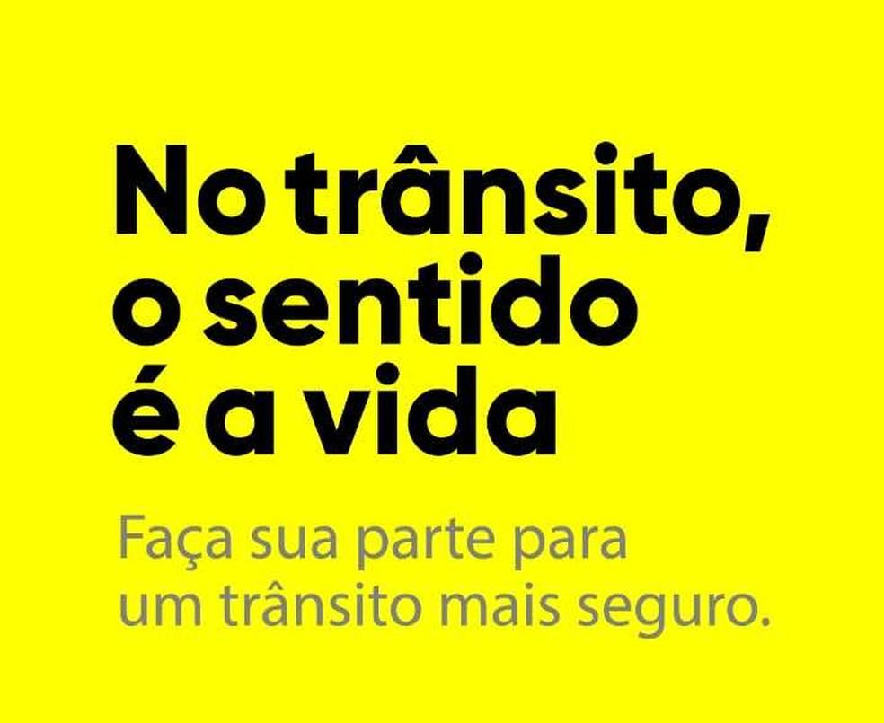 4402c284b388 ... Movimento 'Maio Amarelo' é realizado em Caruaru — Foto: Prefeitura de  Caruaru/