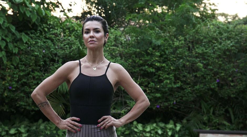 Carina Rosin é a fundadora do Noiva em Forma (Foto: Divulgação)