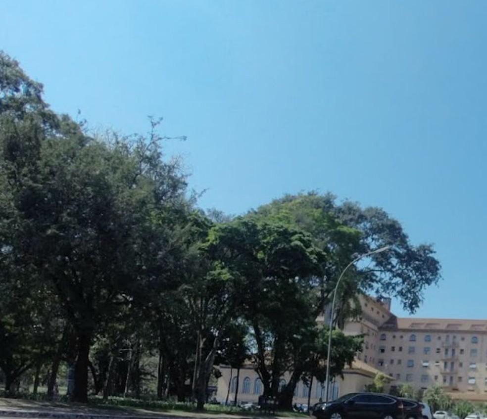-  Céu claro continua predominante neste fim de semana no Triângulo Mineiro e Alto Paranaíba  Foto: Vanessa Pires/G1