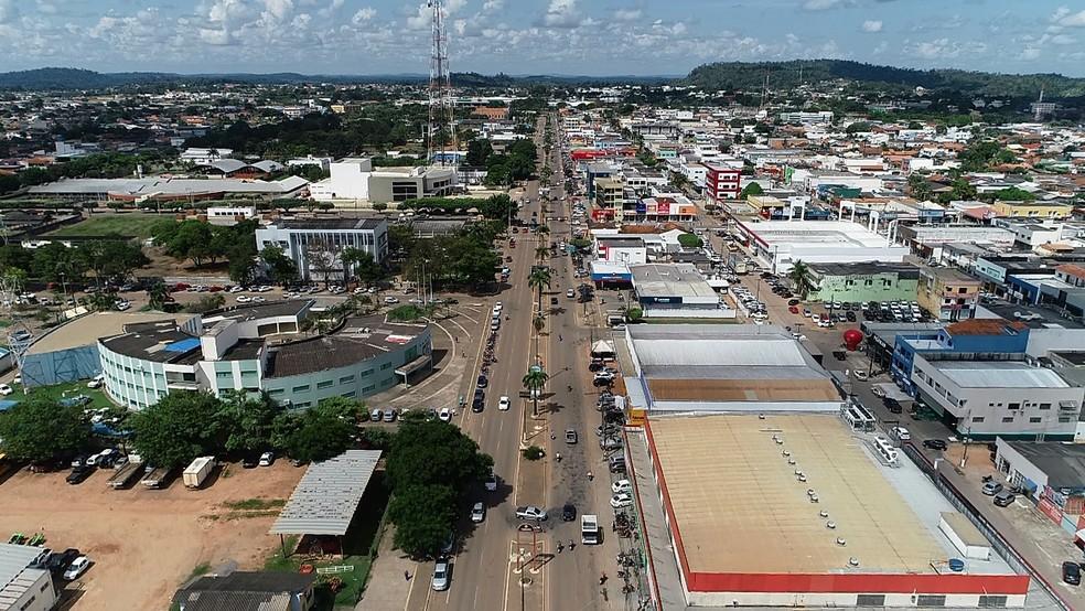 Empresas deverão apresentar estudos e projetos para a implantação do transporte coletivo na cidade.  — Foto: Rede Amazônica/Reprodução