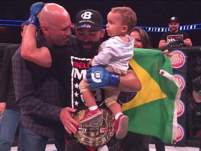 Patrício Pitbull, Royce Gracie, Bellator 178 (Foto: Bellator MMA)