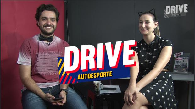DRIVE 09/02/2018 (Foto: Autoesporte)