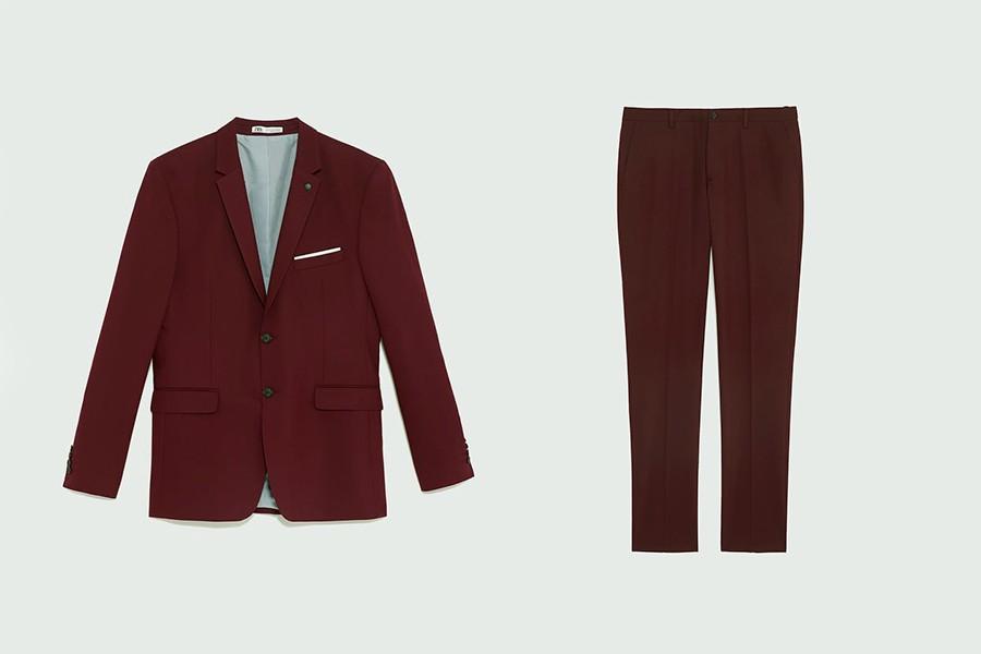 Blazer e calça Chintz Confort Zara (Foto: Reprodução)