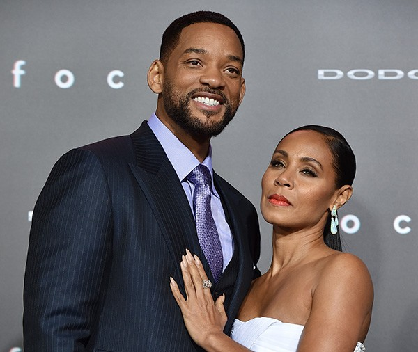 Will Smith e Jada Pinkett-Smith (Foto: Getty Images)