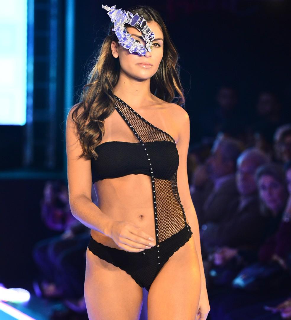 1d5fa323b Lingerie outwear e tendências de moda íntima são apresentadas na ...