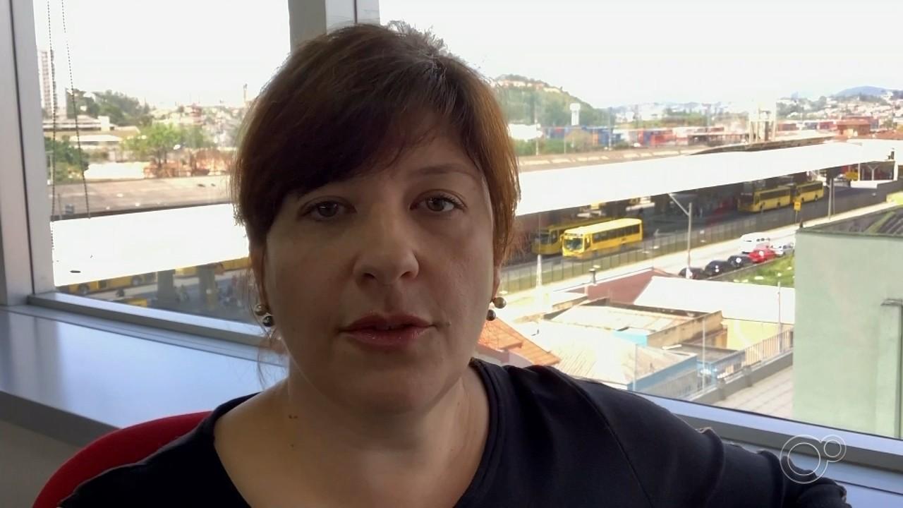 Candidata a prefeita Daniela fala sobre propostas para transporte público em Jundiaí