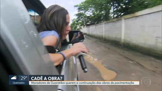 O RJ Móvel foi a Guaratiba, nessa quarta-feira