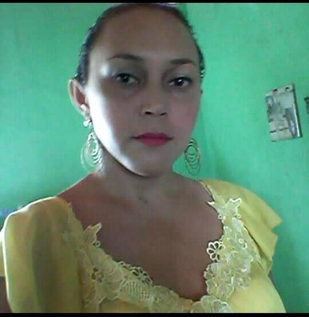 Patrícia Vieira da Silva e a mãe foram mortas a facadas pelo ex-companheiro de Patrícia, em Iguatu-CE — Foto: Reprodução