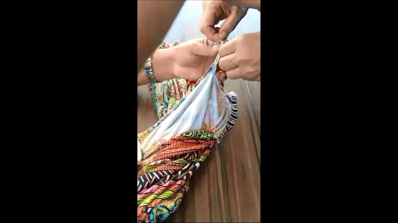 Mulher tenta entrar em presídio em Maceió com droga escondida na costura da saia e é presa