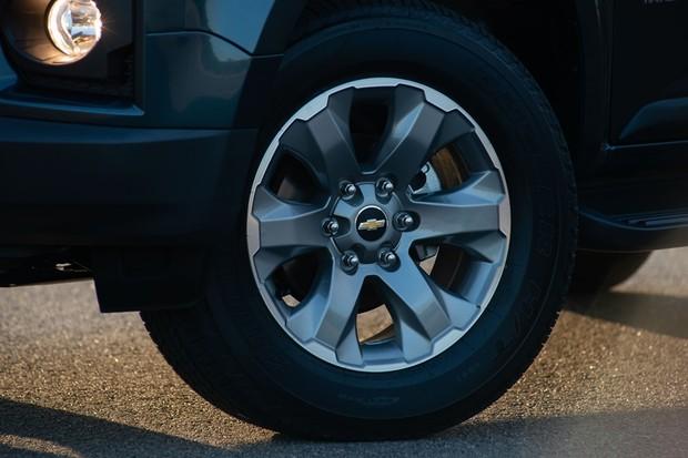 Chevrolet Trailblazer 2021 (Foto: Divulgação)