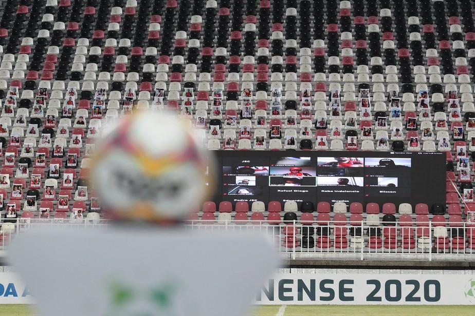 Coronavírus: FCF adia jogos das quartas de final do Catarinense