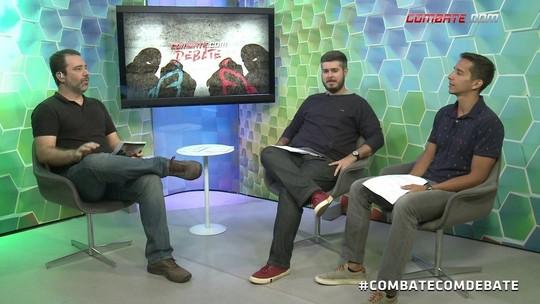 Combate.com Debate #17 analisa papel da USADA, Hunt x Ultimate e UFC Polônia