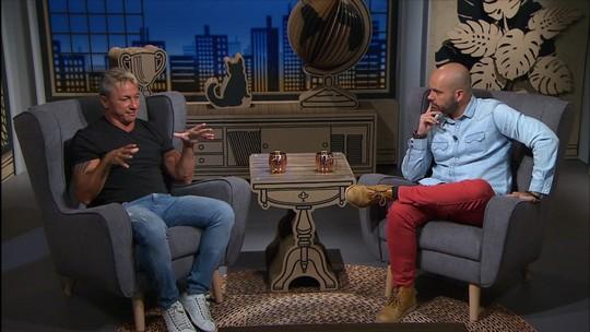 """Entrevistão com Paulo Nunes: som de Alok, """"rebotes"""" de Renato Gaúcho e as polêmicas da carreira"""