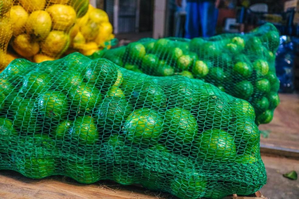 Clima e pandemia elevam preços de hortifrúti em mais de 80% em MT — Foto: Lucas Diego- Assessoria Seaf