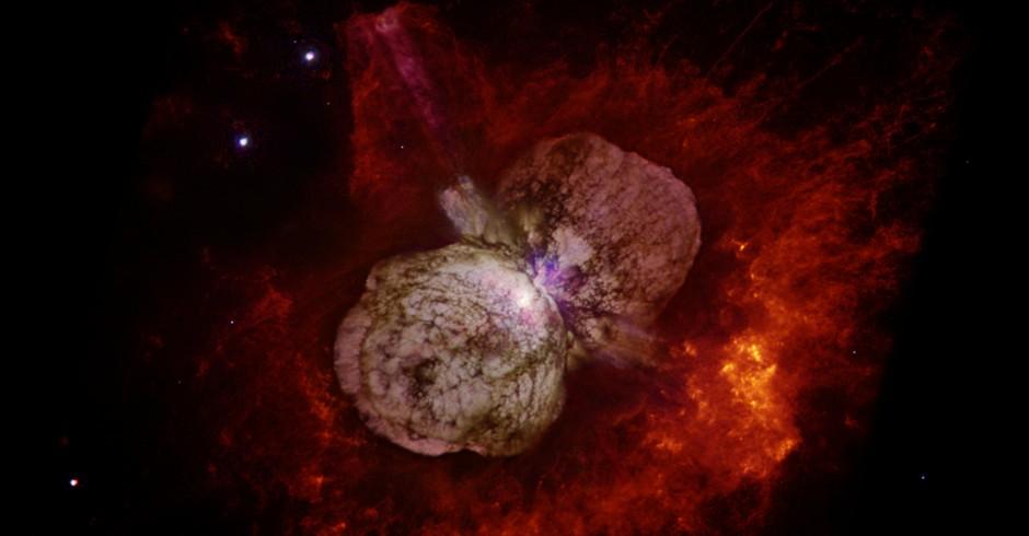 Eta Carinae (Foto: NASA/ESA/Hubble SM4 ERO Team)