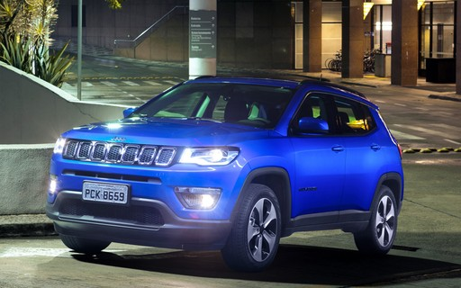 Avaliacao Jeep Compass Longitude Flex Autoesporte Analises