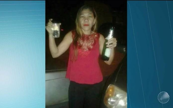 Rosangela Almeida teve morte atestada no dia 28 de janeiro Foto ReproduoTV Oeste