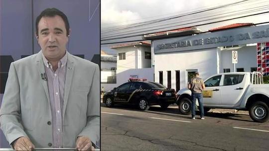 Filha do vice-governador de Alagoas é presa em operação contra desvios na Saúde