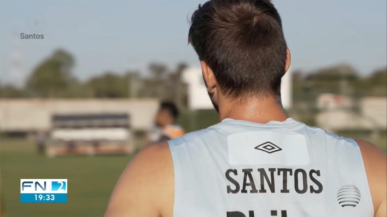 Santos entra em campo nesta terça-feira pela Libertadores