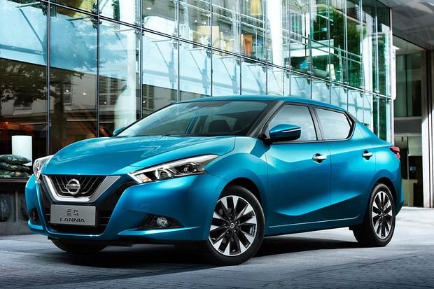 Nissan Lannia concept (Foto: Divulgação)