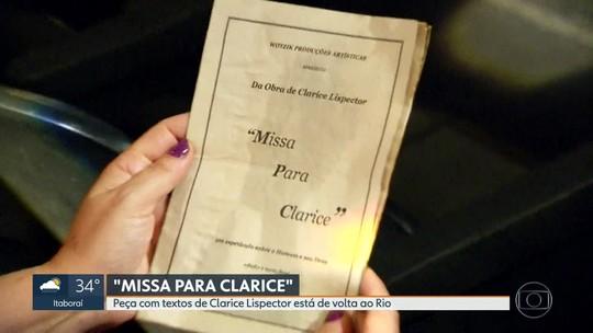 """Missa para Clarice"""