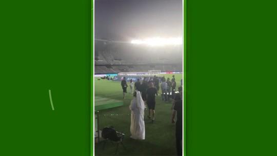 """Diário do Mundial, por Léo Moura: """"Tudo perfeito para a final de nossas vidas"""""""