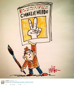 Cartunistas Postam Tirinhas Sobre Ataque Em Paris Pop Arte G1