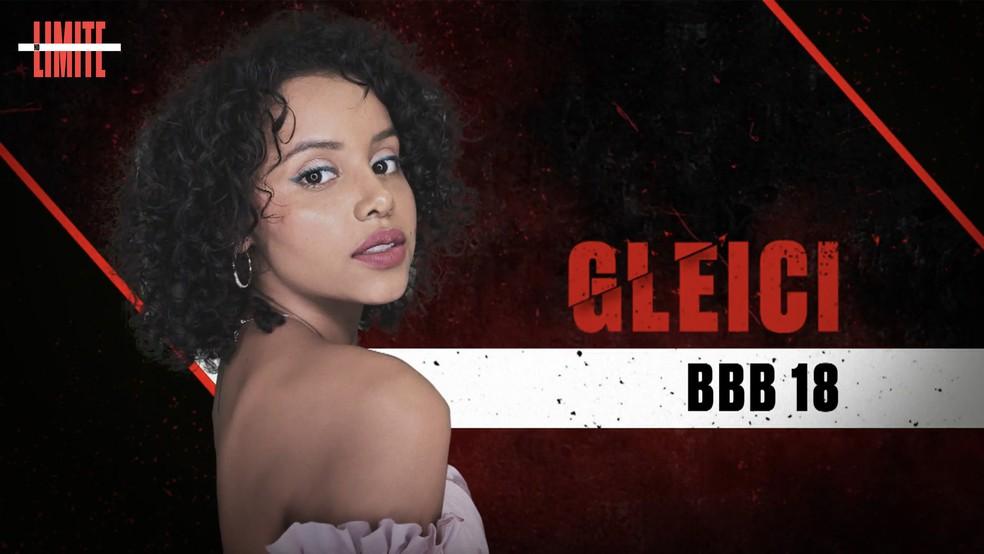 Gleici Damasceno é uma das participantes do 'No Limite' ? Foto: Globo