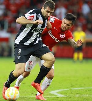 Lucas Pratto Atlético-MG (Foto: Silvio Ávila/EFE)