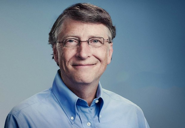 O bilionário e criador da Microsoft Bill Gates (Foto: Divulgação)