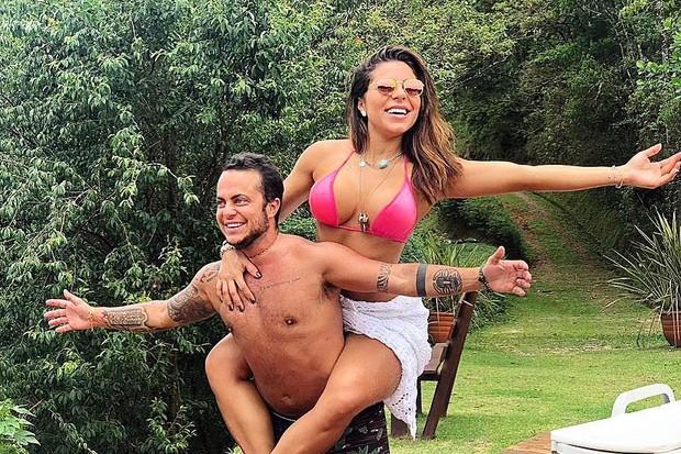 Thammy Miranda e Andressa Ferreira (Foto: Reprodução Instagram)