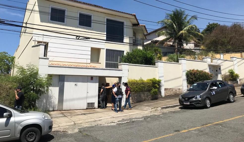 Polícia Civil prende suspeito de tráfico em Volta Redonda — Foto: Polícia Civil/Divulgação