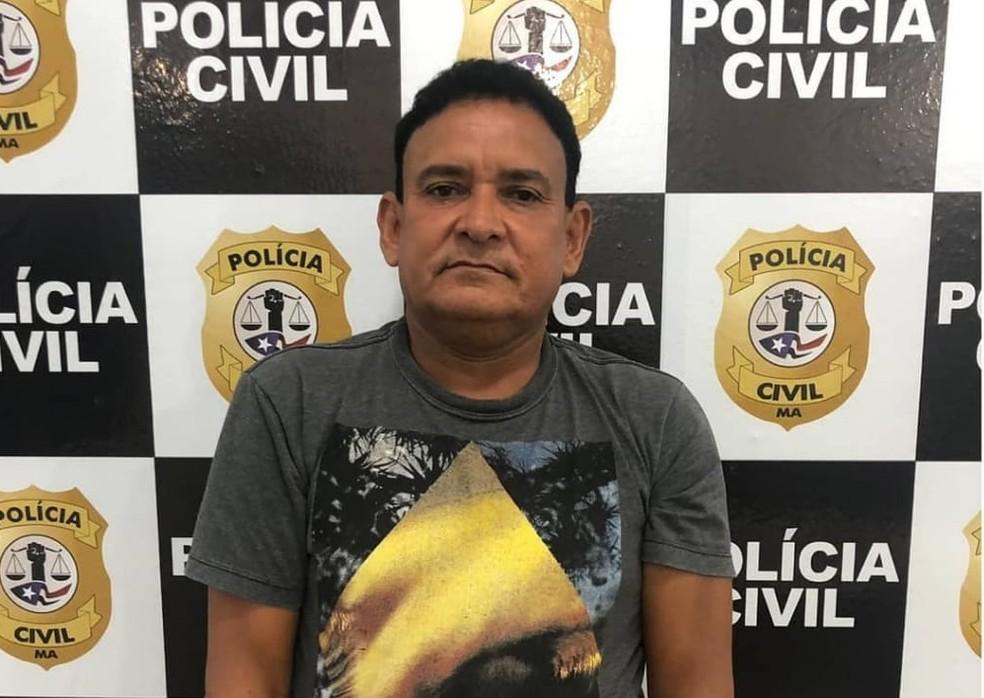 José Kenedy Alves da Silva foi encaminhado para a Unidade Prisional de Ressocilaização de Imperatriz, onde ficará à disposição da Justiça — Foto: Divulgação/Polícia