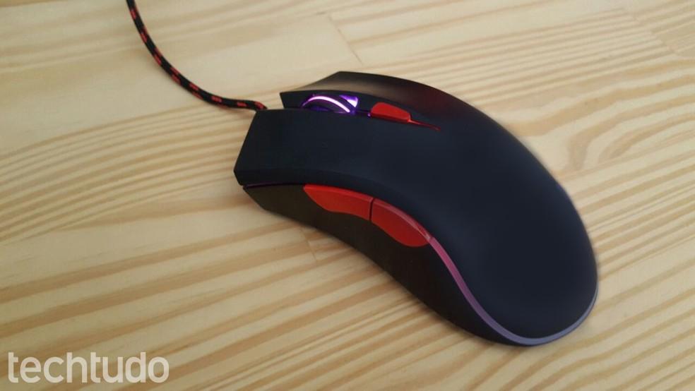 Fim do mouse? Conheça acessórios que prometem substituir o mouse — Foto: Rodrigo Rosalinski/TechTudo