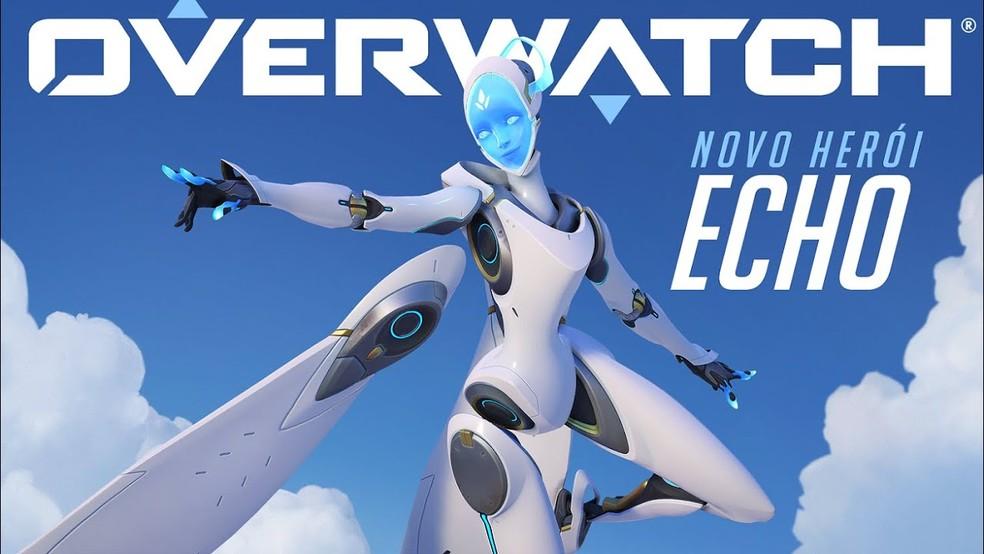 Echo No Overwatch Saiba Tudo Sobre A Nova Personagem Jogavel Do