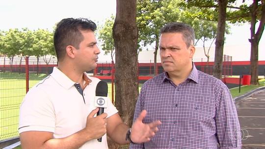 Novo técnico, reforços, ampliação do Accioly: presidente diz que 2020 já começou para o Atlético-GO