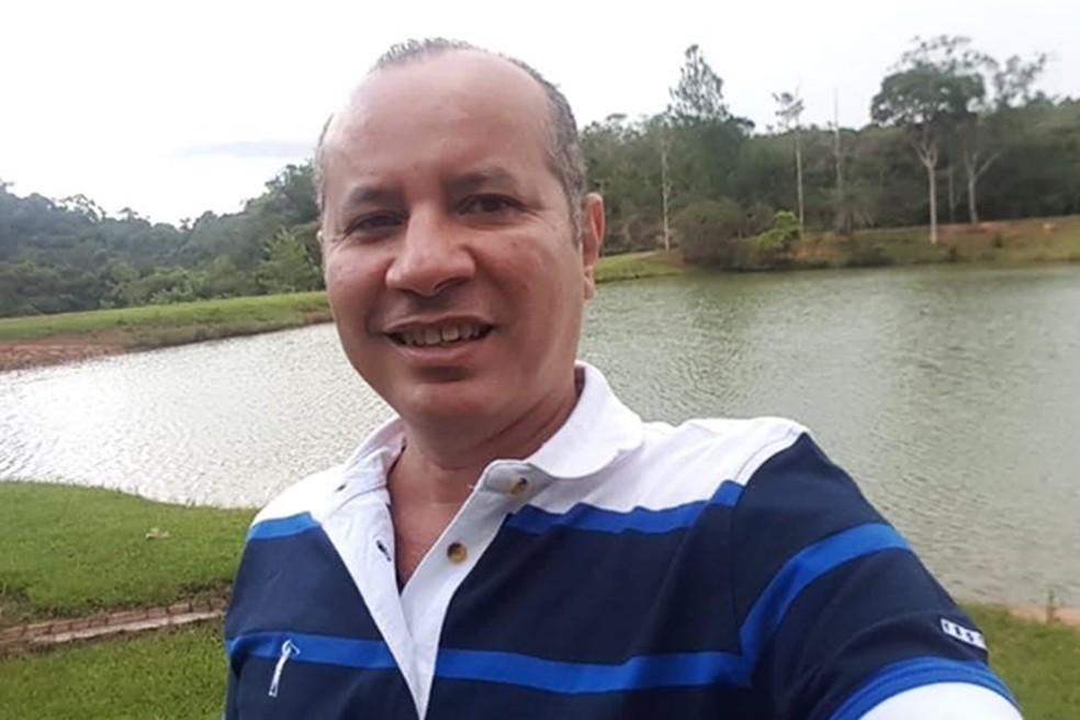 Blogueiro maranhense morre afogado em Brasília — Foto: Arquivo pessoa