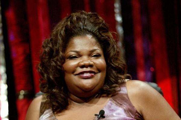 A atriz MoNique em foto de 2005 (Foto: Getty Images)