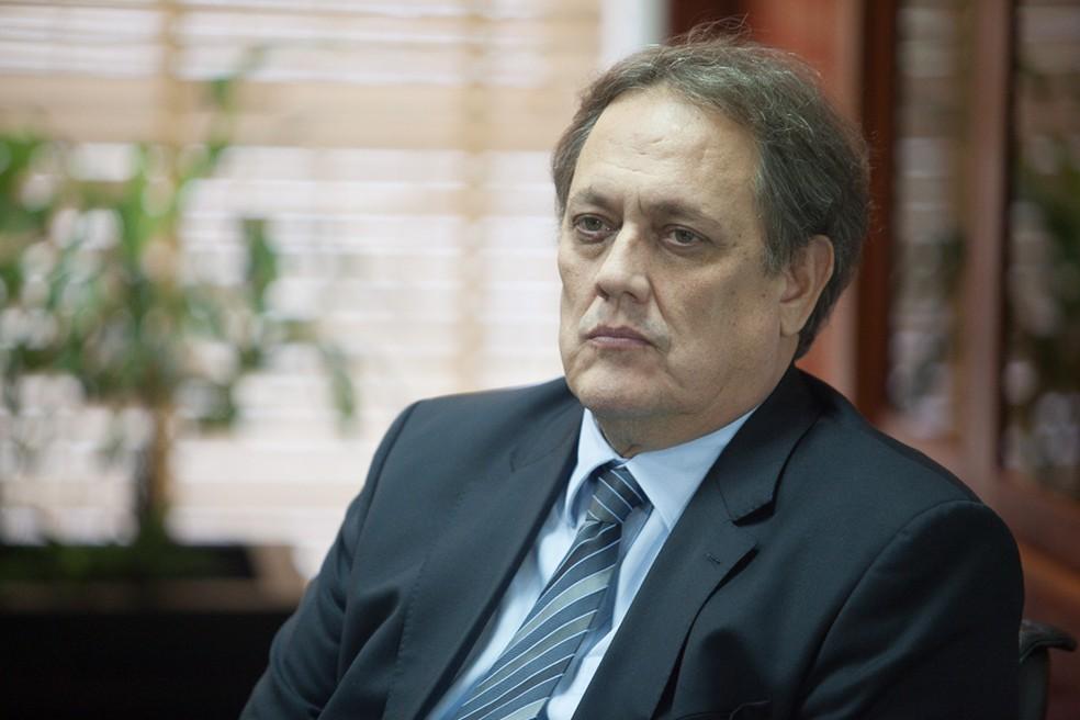 Presidente do TJMT, Rui Ramos, encaminhou ofício ao CNJ (Foto: TJMT/Divulgação)