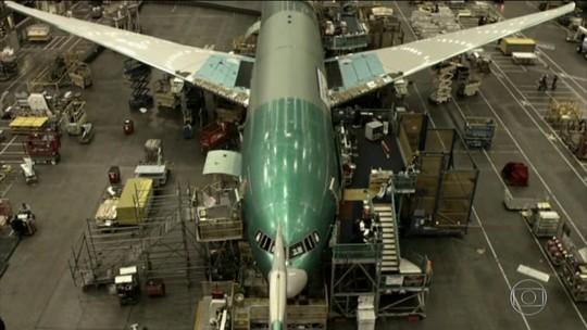 AGU recorre de decisão que suspendeu negociações entre Boeing e Embraer