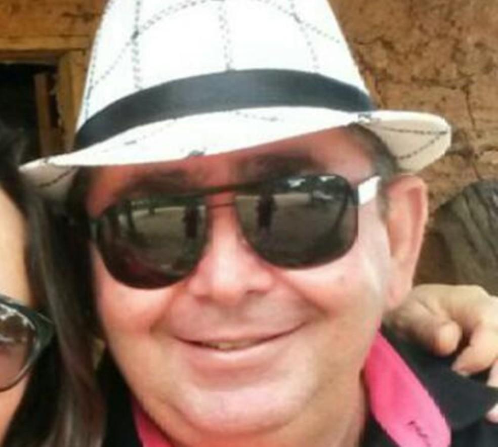 Cabral Neto trabalhava como vigilante do IFRN  — Foto: Arquivo Pessoal
