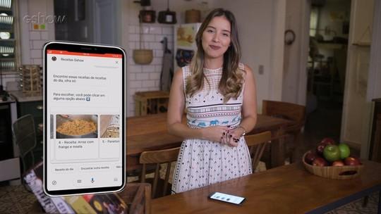 Saiba como acessar e usar o assistente virtual que te ajuda a cozinhar