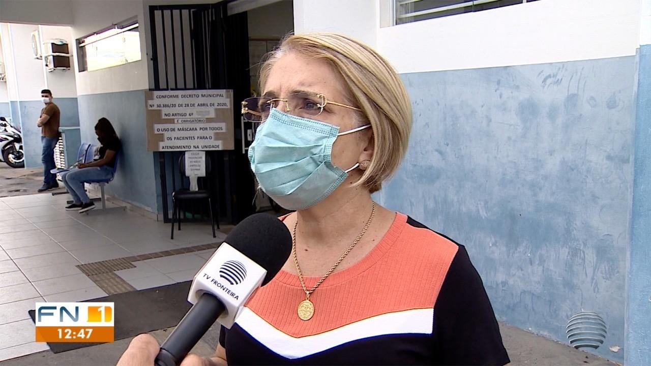 Vacinação em idosos deve ser retomada nesta quinta-feira em Presidente Prudente