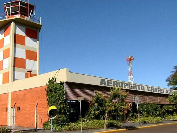 Aeroporto passa a ser administrado pela Prefeitura de Barretos (Foto: Reprodução EPTV)