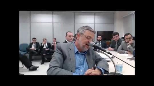 Palocci diz que falou com dona Marisa sobre compra de sede para o Instituto Lula