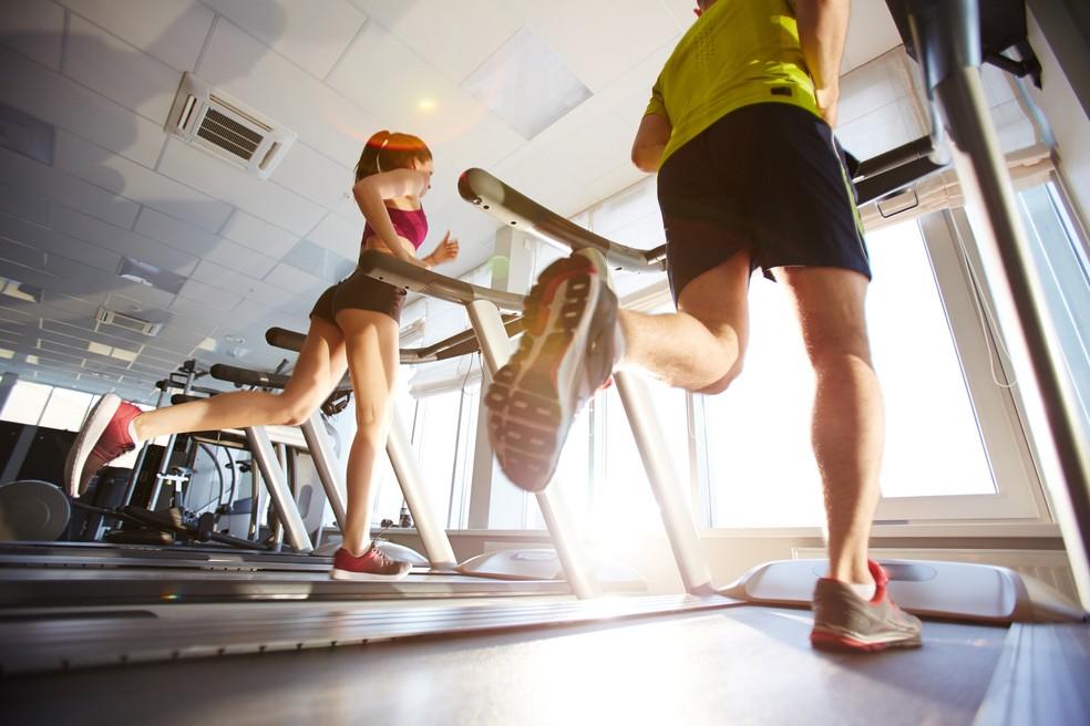 Combinar exercícios aeróbicos com os anaeróbicos potencializa a perda de peso (Foto: iStock Getty Images)